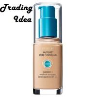 COVERGIRL Outlast Stay Fabulous 3-In-1 Foundation 855 Soft Honey