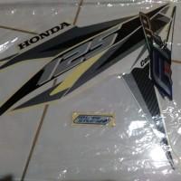 stiker vario 125 cbs iss putih hitam 2013+idling stop