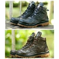harga Sepatu boot pria NIKE MAGNUM SAFETY KULIT-TRACKING OUTDOOR MURAH Tokopedia.com