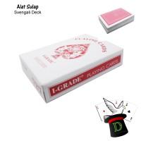 Svengali Deck | Alat Sulap | Card Magic | Dimen Shop