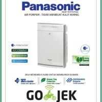 Air Purifier Panasonic F-VXH50A HUMIDIFIER GOJEK Anti Virus Rokok Asli