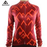Baju Sepeda Wanita Racmmer Seri 12 Warna A Lengan Panjang WANITA INDEN