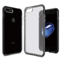 Spigen Iphone 7 Plus Case Neo Hybrid Crystal Jet Black (043CS20847)