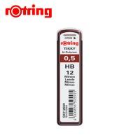 harga Rotring Tikky Hi-Polymer Pencil Lead 0.5 mm HB / Isi Pensil Mekanik HB Tokopedia.com
