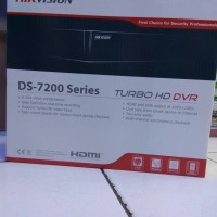 8 chanell +dvr hikvision turbo HD 7200 ds