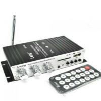 harga Tape Mobil Plus Amplifier USB Port, slot MMC dan FM Radio. Tokopedia.com