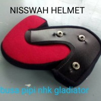 harga Busa Pipi Helm Nhk Gladiator Tokopedia.com