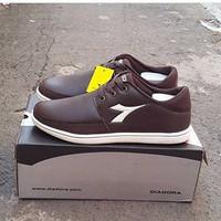 harga Diadora Andree Brown Sepatu Sekolah Casual Sneaker Original Tokopedia.com