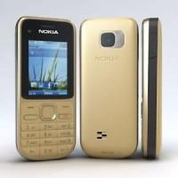 Cashing Casing Kesing Housing Fullset Nokia C2-01