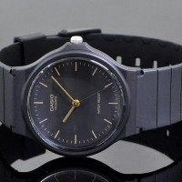 harga jam tangan casio pria classic mq24-1e termurah original analog karet Tokopedia.com