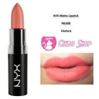 NYX matte lipstick MLS28 couture