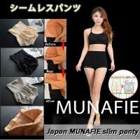 Munafie slim pant korset Japan pelangsing Celana wanita underwear hot