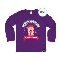 Kaos Afrakids AF 149 / Kaos Anak / Baju Anak Branded
