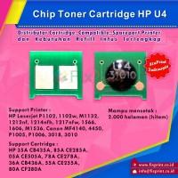 Chip Toner Cartridge HP Laserjet 35A 85A 05A 78A 36A 55A