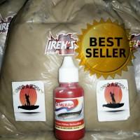 Paket irex s merah (lemak kuda super + essen merah)