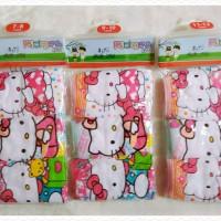 Cd Celana Dalam Anak Cewek Perempuan Hello Kitty 3 In 1 Merk Ridges