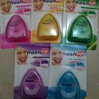 Dental Floss 50meter Fresh Care / benang gigi Fresh