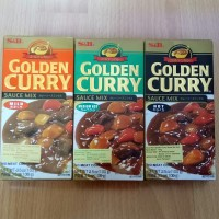Golden Japanese Curry / Kari Jepang