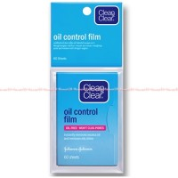 Jual Clean & Clear Oil Control Film - Clean and clear (60sheets) Murah