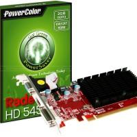 VGA PowerColor HD-5450 1GB DDR3 64Bit