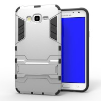 Case Robot Rugged Samsung Galaxy J7 Core Hard Cover Rubber Casing