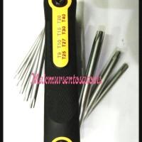 KUNCI L LIPAT BINTANG ST TAIWAN SUPER T9 - T40