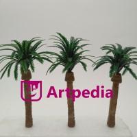 MAKET Pohon Palm 2 / Diorama Pohon / Miniatur Pohon Palm - 9 cm