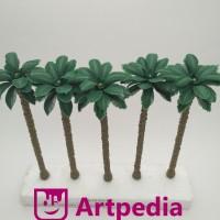 harga MAKET Pohon Palm Baru / Diorama Pohon / Miniatur Pohon Palm - 13 cm Tokopedia.com