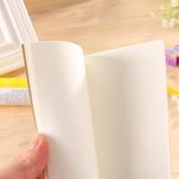 Neko Cat Plain Pocket Notes / Buku Tulis Catatan Kecil Lucu Murah Imut
