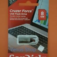 SANDISK FLASHDISK 8 GB CRUZER FORCE CZ71 / FLASH DISK 8GB CZ 71