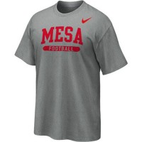 Kaos Big Size - Nike NCAA Football Dri-Fit Short Sleeve T-shirt