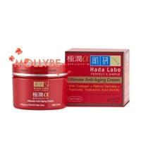 Hada Labo Gokujyun Alpha Ultimate Anti Aging Night Cream