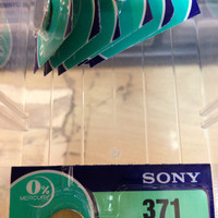 Button Cell - Sony - 371 (SR920SW)