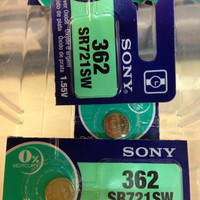 Button Cell - Sony - 362 (SR721SW)