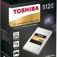 Toshiba Q300 Pro 512GB MLC SSD
