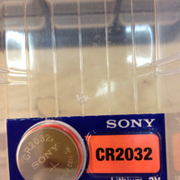 Button Cell - Sony - CR2032