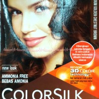 Revlon Colorsilk Hair revlon Colorsilk no 46 Medium Golden chestnut
