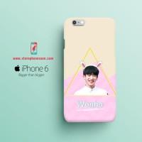 Casing Handphone Monsta x Wonho