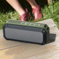 Jual Aukey Outdoor Waterproof Stereo Bluetooth Speaker Dual 3W Murah
