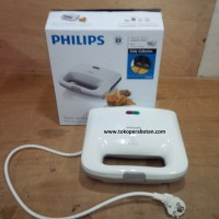 Toaster / Pemanggang Roti Sandwich Philips HD-2393af4