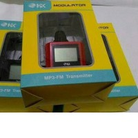 BAGUS MP3 MOBIL FM TRANSMITTER, CAR MP3 PLAYER FM MODUL Murah
