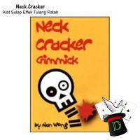 Neck Cracker   Alat Sulap   Joke   Tulang Patah