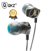 Knowledge Zenith Stereo Bass In-Ear Earphones with Microphone QKZ-DM7