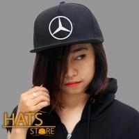 Topi Snapback Mercedes benz #2 - Hatsstore
