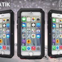 Lunatik Taktik Strike Case Iphone 6 / 6s Casing Tahan Benturan