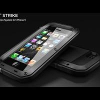Lunatik Taktik Strike Case Iphone 5 / 5s / 5SE Casing Tahan Benturan