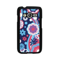 Casing Hp Floral Samsung Galaxy Ace 4 Custom Case