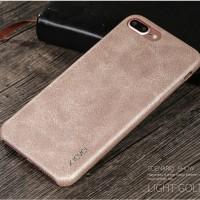 Jual X-Level vintage iPhone 7 / 7+ 7 Plus leather Soft case thin TPU baseus Murah