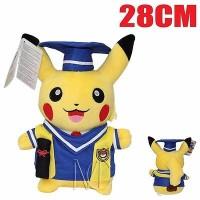 Boneka Pikachu Doctor Sylveon Eevee Thousand Sunny Figure Zoro Ace