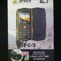 harga Prince Pc 3 / Pc-3 / Pc3 Big Batery 18000 Mah Tokopedia.com